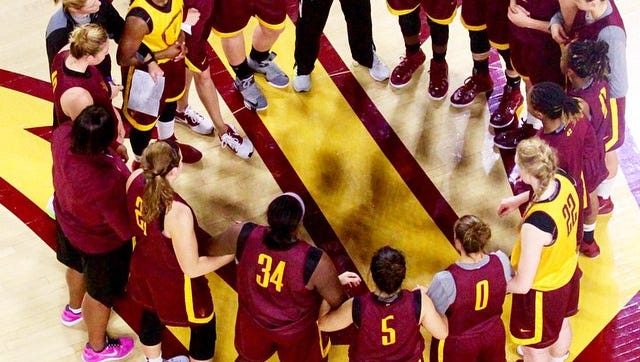 ASU women's basketball opens its season at home against Middle Tennessee on Nov. 14.
