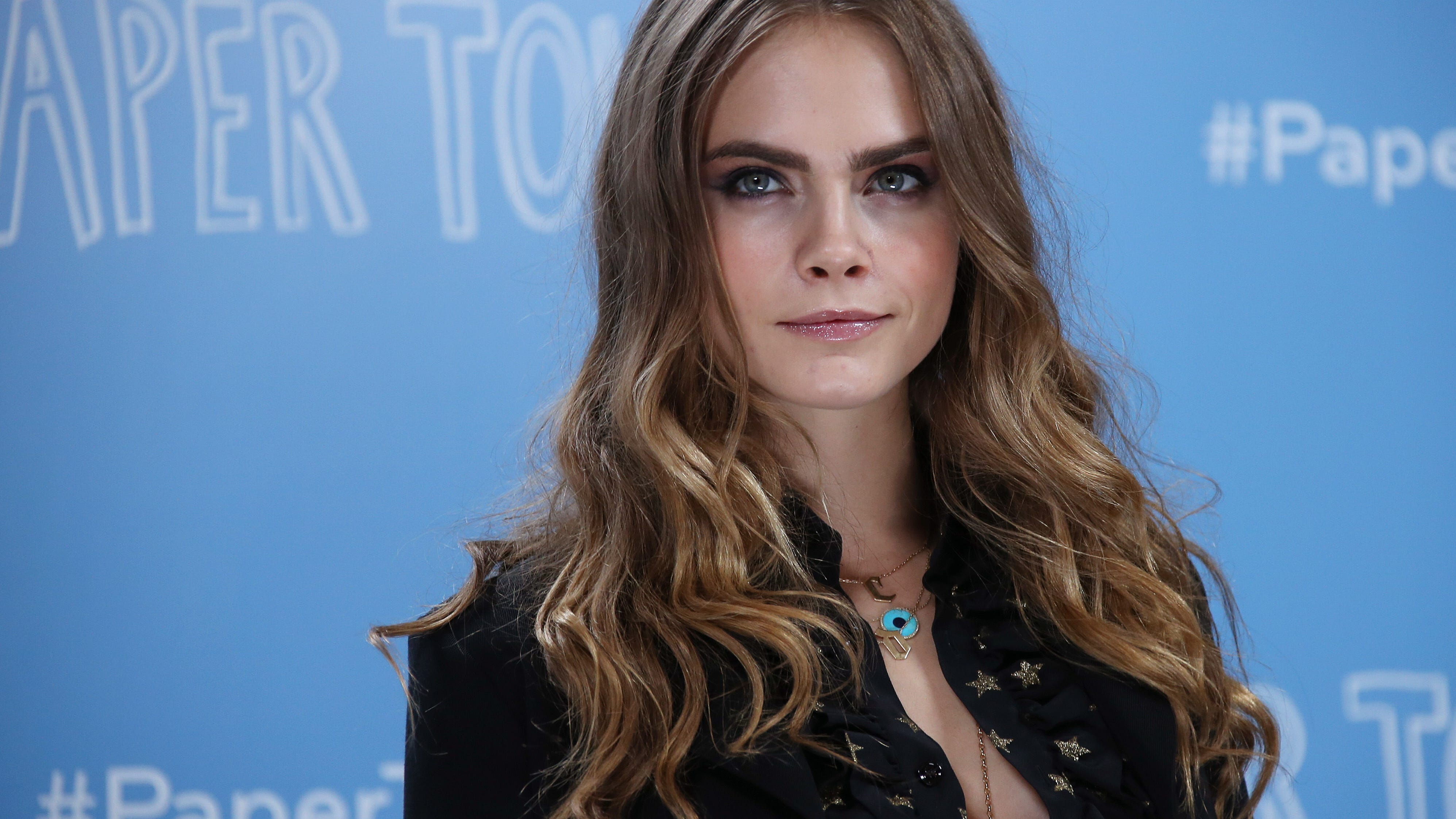 Cara Delevingne Says Superhero Movies Are Totally Sexist