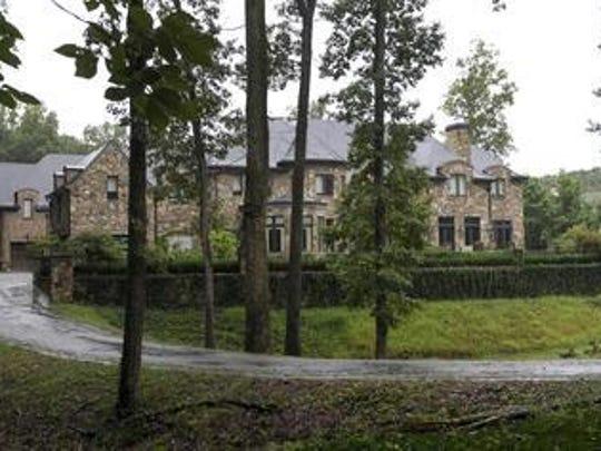 Dixon's former mansion