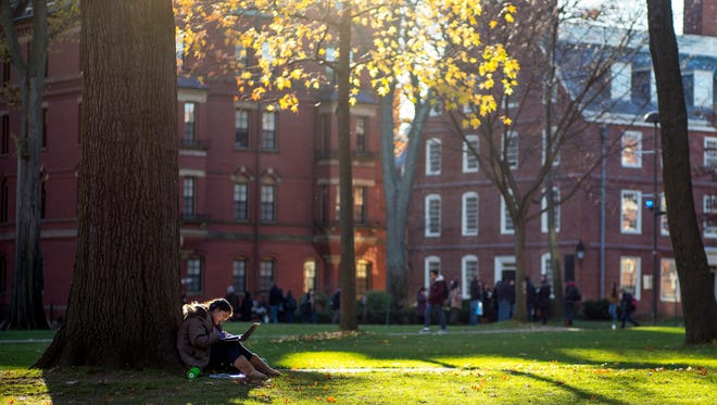 Massachusetts, home to a host of schools including Harvard University, came in at No. 1 on the Best States report.