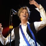Bowie wasn't afraid to be cheesy and we loved that about him.