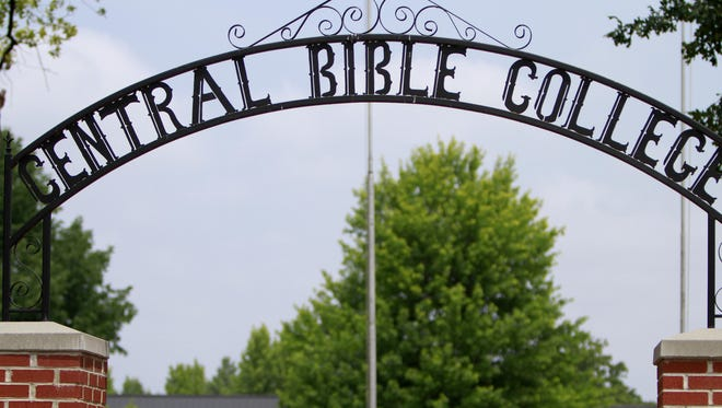 The campus of Central Bible College, which was founded in 1922, has been put up for sale.