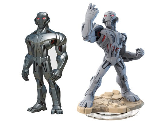 Disney Infinity Begins An Age Of Ultron