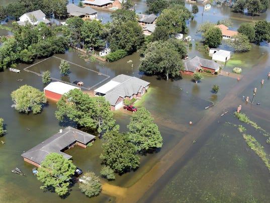 Reserve Airmen assist with Hurricane Harvey relief effort