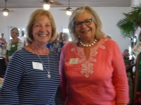Garden Club of Stuart 2019 Luncheon Chairs Pat Dermody