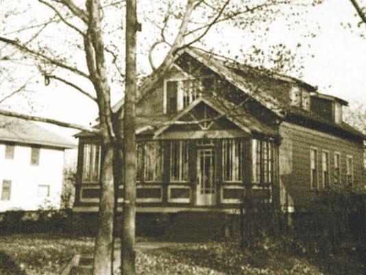 Ford house on Feronia Way