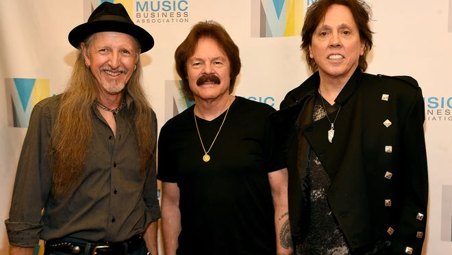 The Doobie Brothers in May.