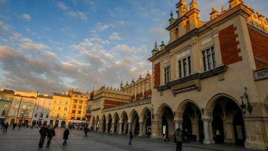 Rynek Glowny (main square)