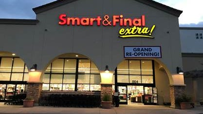 The Moorpark Smart & Final Extra! is at 864 Los Angeles Ave.