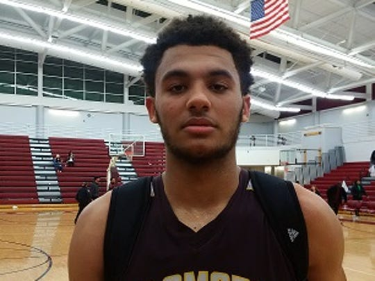 Isaiah Livers is a four-star forward from Kalamazoo Central.
