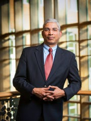 Venky Venkatachalam is the new dean at USD's Beacom School of Business.