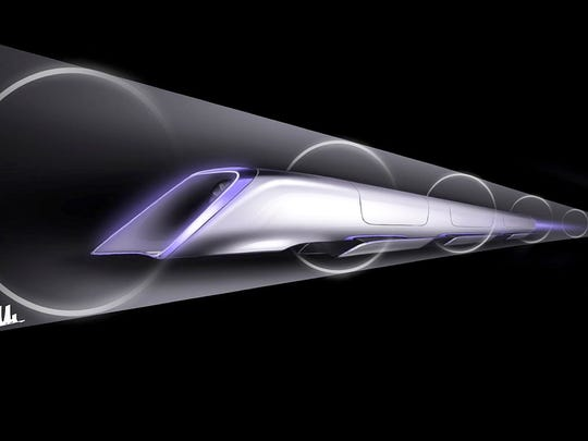 An image released by Tesla Motors,  is a conceptual