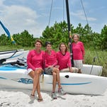 Family that sails together, stays together