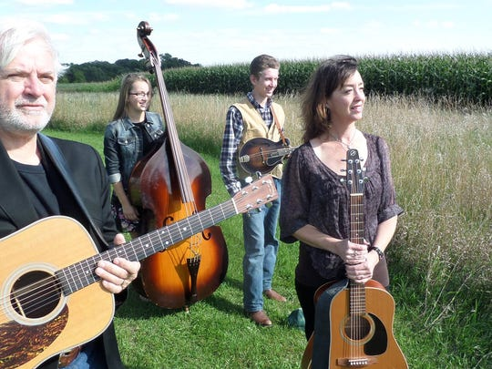 Bill & Kate Isles will perform on July 22, 2016 at at Rising Star Mill in Nelsonville.
