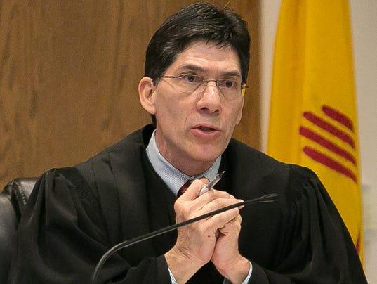Enrique Vigil in court 4
