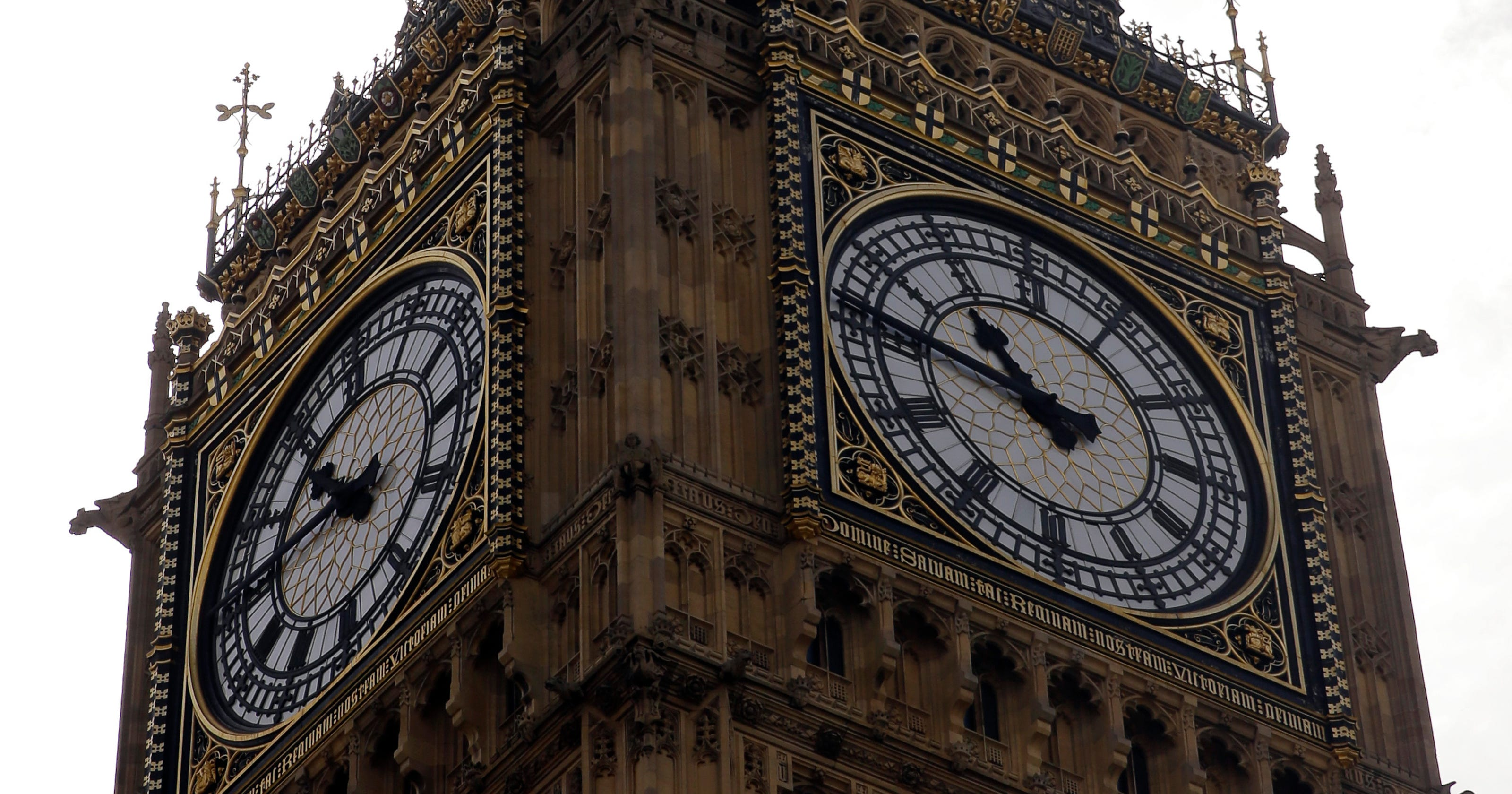 Big Ben In London Is Going Silent For 4 Years Of Repairs So No