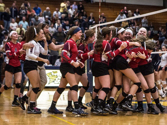 Fairfield Christian will move on to the state semifinal