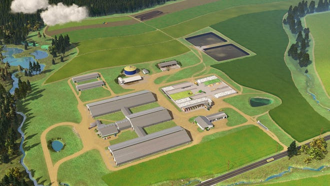 People can explore modern dairy farms in the U.S. via the Virtual Farm Dairy.