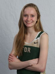 Sarah Trainor, FDR Winter Track