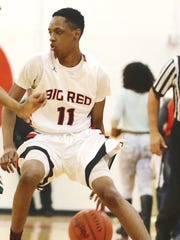 Hughes High School senior Corry Long verbally committed to Stony Brook University.