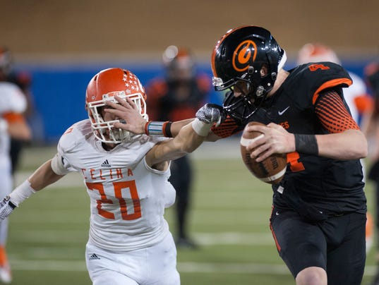 Ision ii class 4a state semifinal matchup dec 12 2014 photo