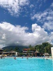 Inside Michael Politz's Dominican resort.