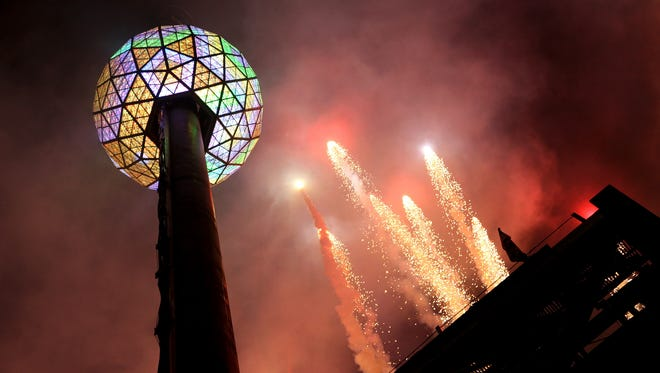 The Times Square Ball might drop one second later this year thanks to a leap second.