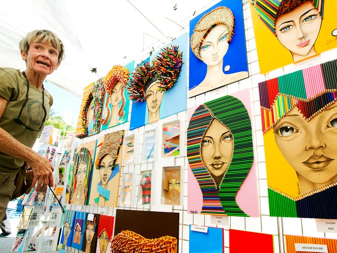 Estero art show for Craft fair fort myers