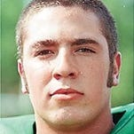 This 1999 file photo of Michael Yenick is when he played for Bishop Manogue