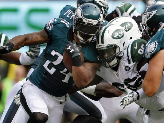 Ryan Mathews, Muhammad Wilkerson