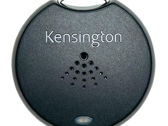 The Kensington Proximo Tag is designed to prevent users from losing items such as keys, bags or electronics.