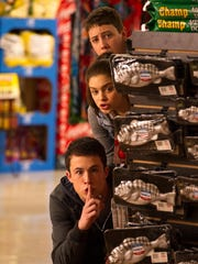Dylan Minnette; Odeya Rush; Ryan Lee