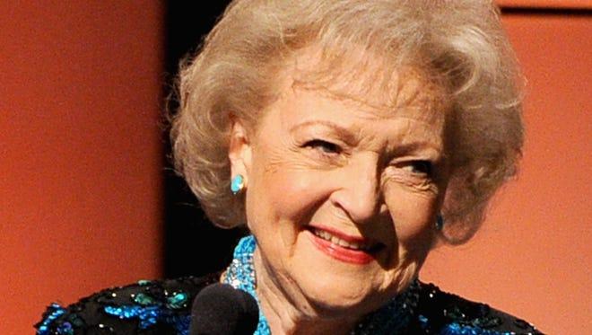 Betty White.