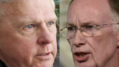 They won't any debates between Gov. Robert Bentley and Democratic challenger Parker Griffith  because Griffith set up a big duck downtown.