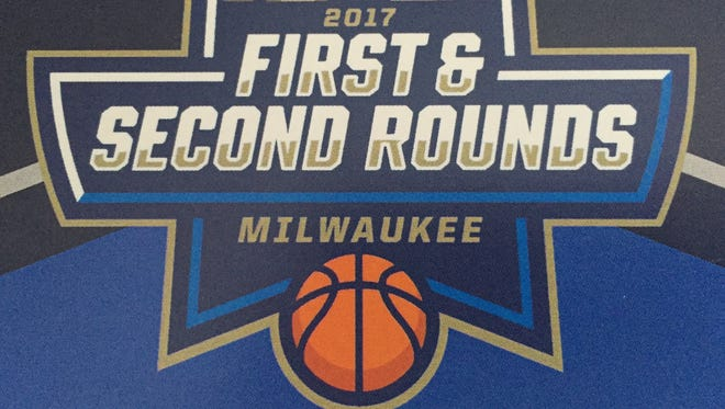 College basketball fans will be able to see the first and second rounds of the men's NCAA Tournament at the BMO Harris Bradley Center on Thursday and Saturday.