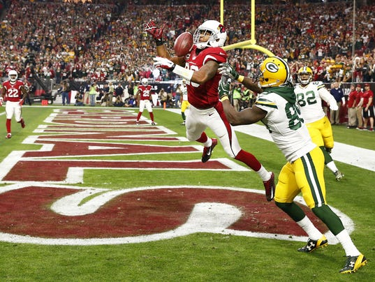 Packers vs Cardinals 2015