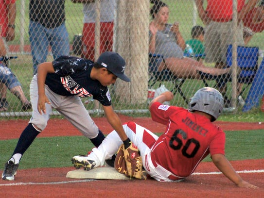 Deming Little League is the host of the New Mexico