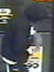 Circle K robbery suspect.
