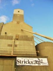 "Stricks Agriculture's slogan is 'We're your farmer,"" and it employs 30 people in Chester."