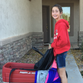 Makenna Breading-Goodrich donated 872 coats to Phoenix Rescue Mission this year.