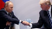 In his first year in office, Donald Trump was a gift to Russia's Vladimir Putin