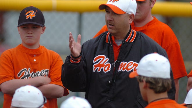 Former Homer baseball coach Scott Salow is one of the winningest coaches in state history and won three state titles with Homer between 2001-2019. Salow, who was recently hired as the superintendent for Summerfield schools, was named the head coach of the Bulldogs' baseball team.