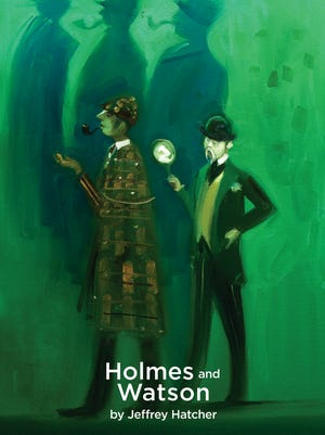 """""""Holmes and Watson,"""" a Jeffrey Hatcher spin off of Sherlock Holmes, will open the Indiana Repertory Theatre's 47th season."""