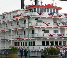 American Cruise Lines is making a donation of $50 to the Connecticut Food Bank for every booking on the one-week Thanksgiving sailing of Queen of the Mississippi, from New Orleans to Memphis.