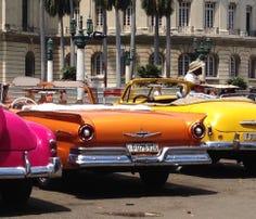 Beautiful Cuba: Picture-postcard island images