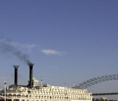 The American Queen steamboat will be the hub for a bourbon-themed vacation in July.