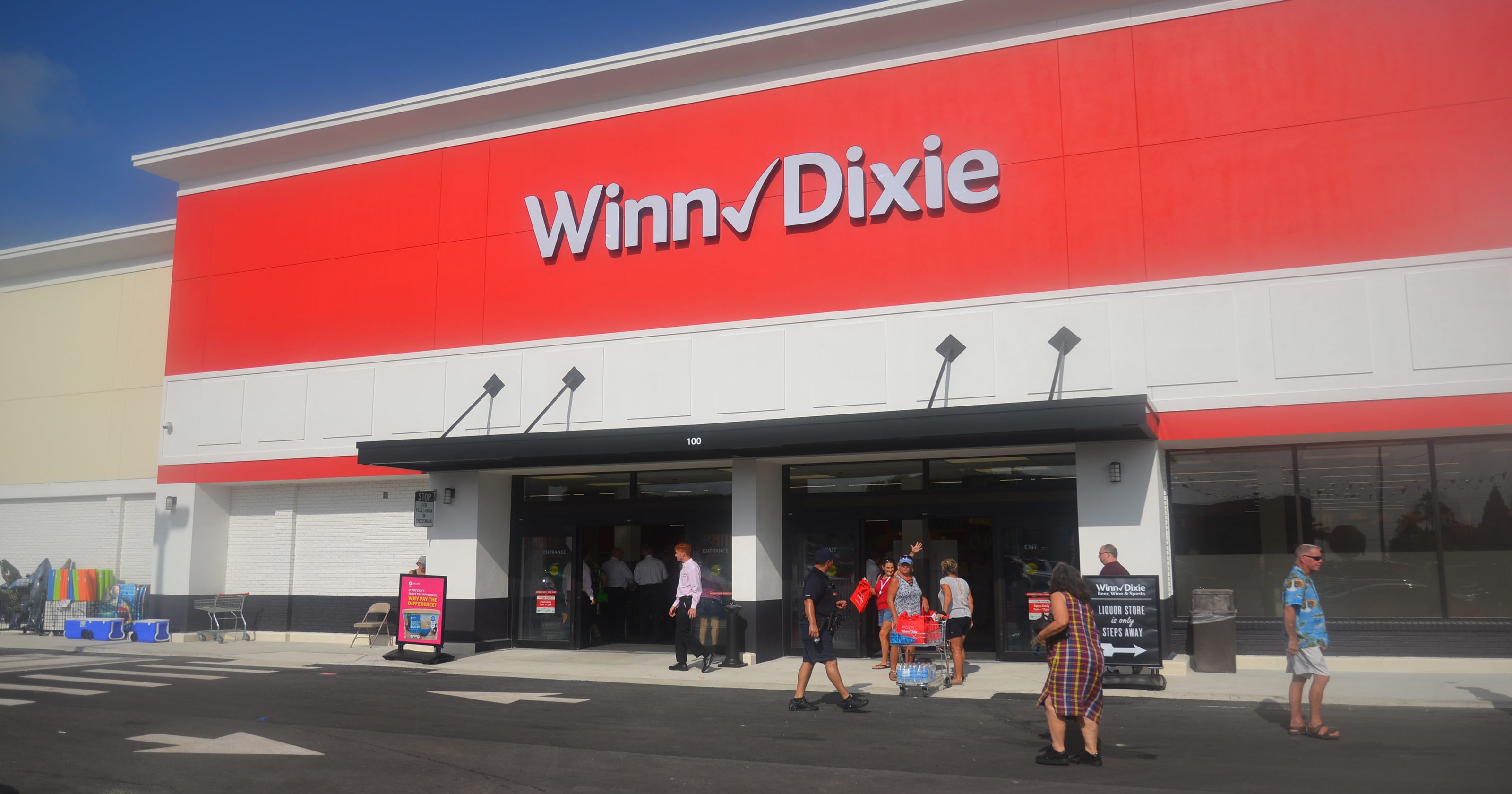Winn-Dixie starts same-day grocery delivery through Shipt