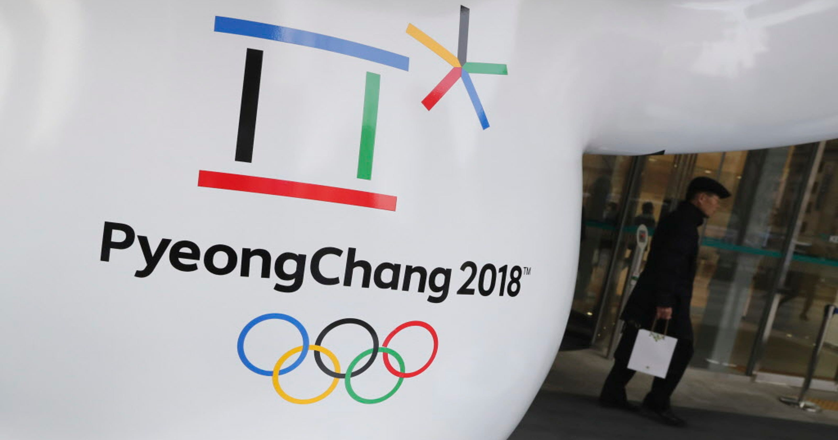 4acb4b5fc1 Winter Olympics: North Korea to send athletes to Games in South Korea