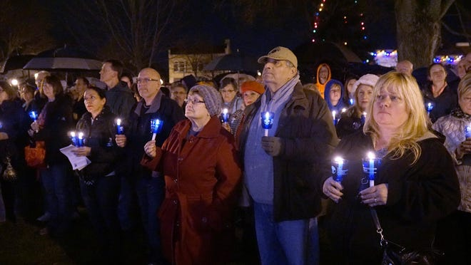 Kellogg Park is the setting for the Worldwide Candle Lighting, sponsored by the Livonia Chapter of Compassionate Friends, set for 7 p.m. Sunday, Dec. 11.