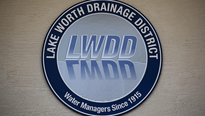 The Lake Worth Drainage District oversees flood control for 20,500 acres of land west of Boca Raton to west of Boynton Beach. It maintains 500 miles of canals for more than 750,000 residents.